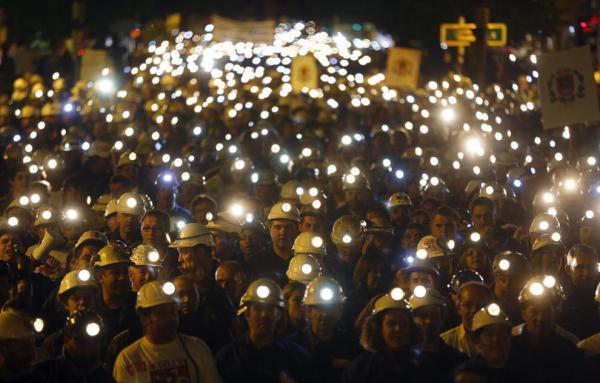 Mi respeto #marchaminera http://t.co/e5pgwqI2