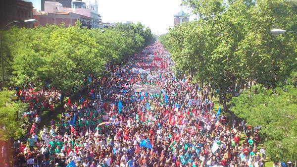 Ahora mismo en Madrid hay cuatro mineroflautas manifest?ndose... http://t.co/x78ALzZI #marchaMinera #sangreminera
