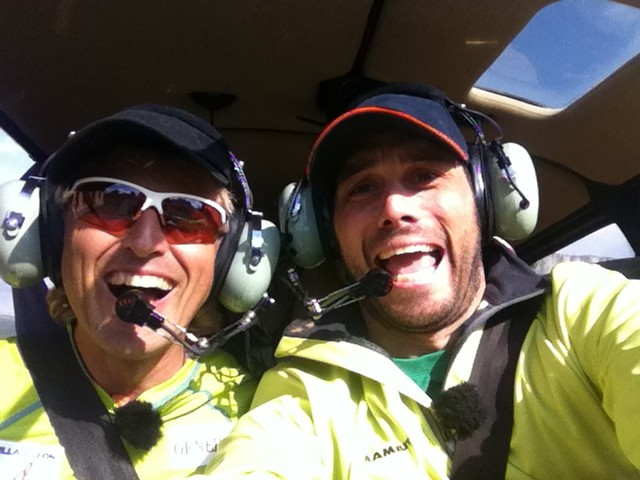 Salimos con el helicóptero!!! http://t.co/eT1q9xqj