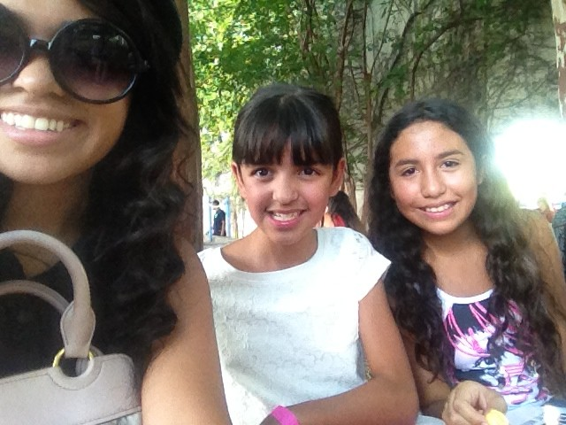 Aww a Selena comprou ingressos pras primas dela irem ao show da Big Time Rush. https://t.co/0BJs90wa