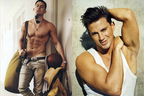 "RT @Juiicy_Lipsz: ❤❤❤❤❤❤❤ why thank you for posting :D RT ""@__NoFucksToGive: OMG Channing Tatum is so SEXYY ! He can get it . (; http:// ..."