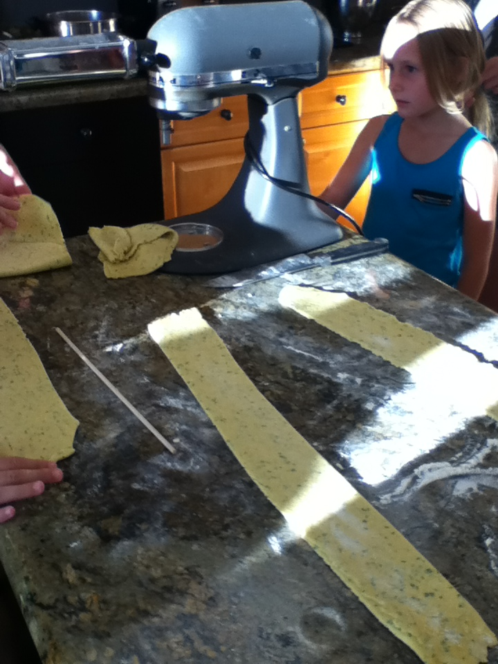 Homemade pastas #awesome http://t.co/RZJXnURq