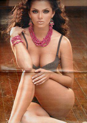 Para 'calentar' un poco más la @LigaMx, les dejo a Marisol Gonzalez, actual pareja de Rafael Marquez Lugo #SienteTuLiga http://t.co/8jtQnwN1