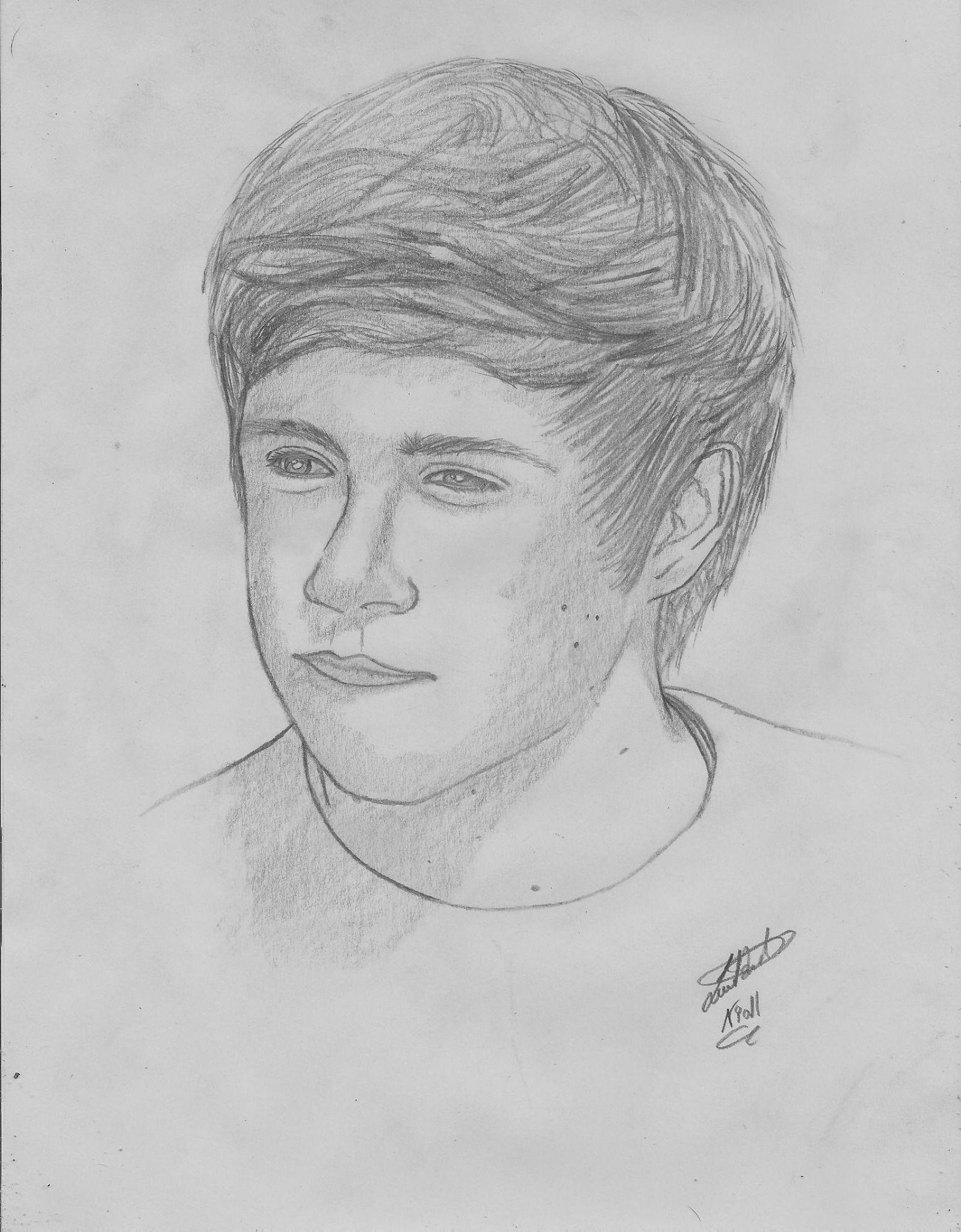 I finished the Niall drawing :) i just need Demi @MrsStealYoNiall  @NiallOfficial http://t.co/dwvCuHOS