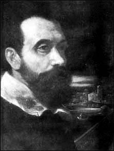 En 1625 Giovanni Faber de Bamberg (1574 - 1629), miembro de la Academia de los Linces, acuña la palabra microscopio. http://t.co/vmqsJChH