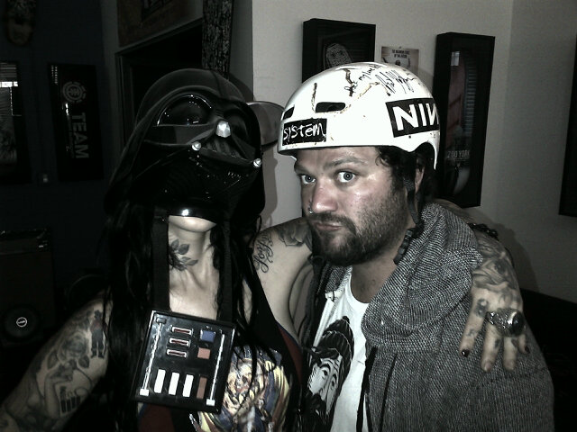 Kat von d and i will b on radiobam 41 faction 7 eastern today. http://t.co/EaKt46vO