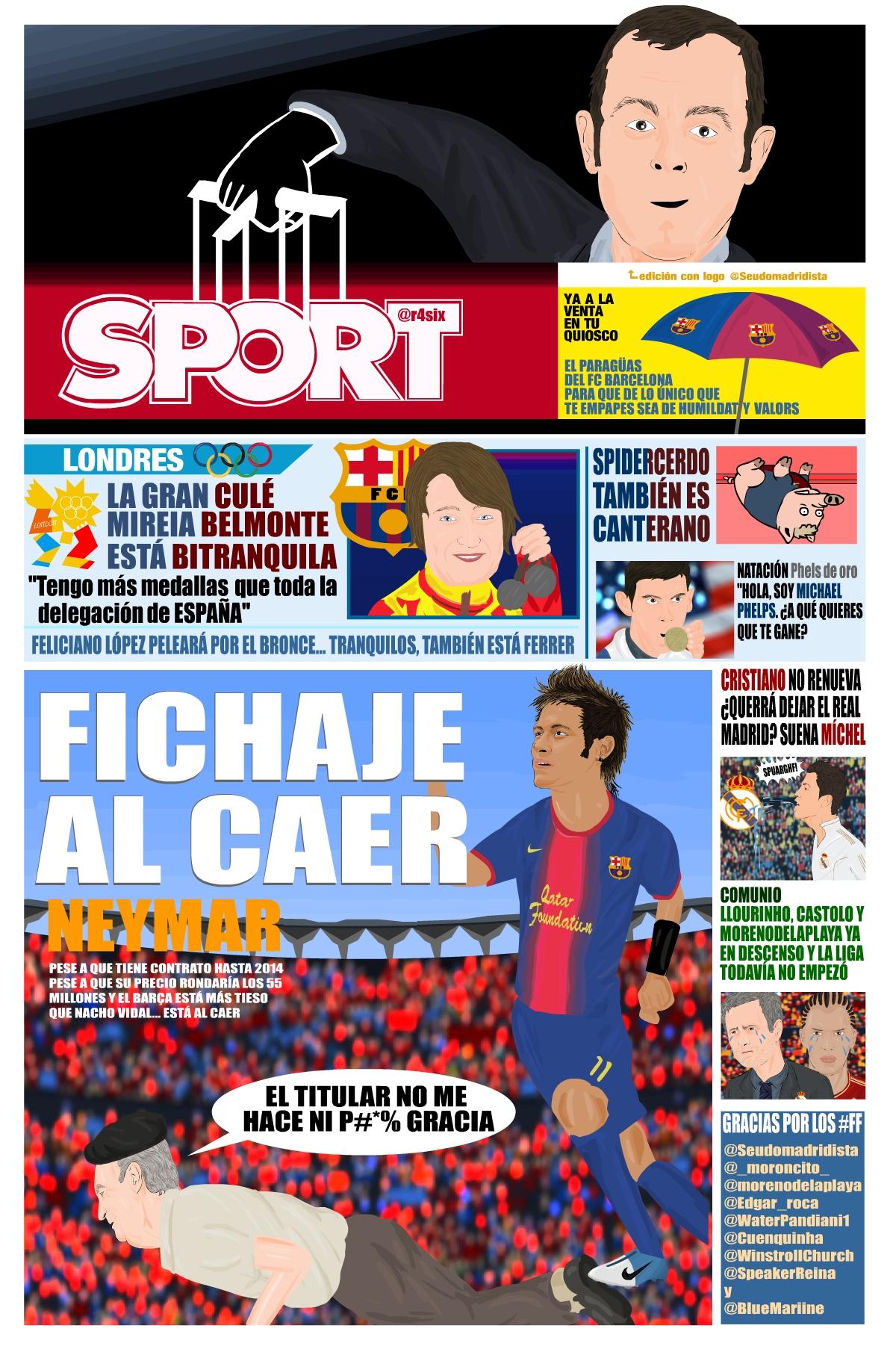 RT @r4six: La portada del SPORT http://t.co/ih2rMKxd