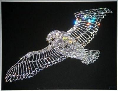 @Moso3t_al9war   '    لوحه فنيه مرسومه من الكرستال ��  . http://t.co/7u92GXGb