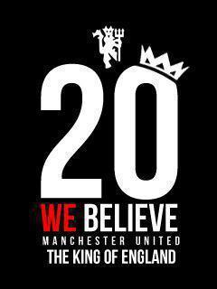 RT @ManUtd_INFO: RT Jika kamu percaya united musim ini mendapat gelar ke 20 PL http://t.co/rsngA4Bc