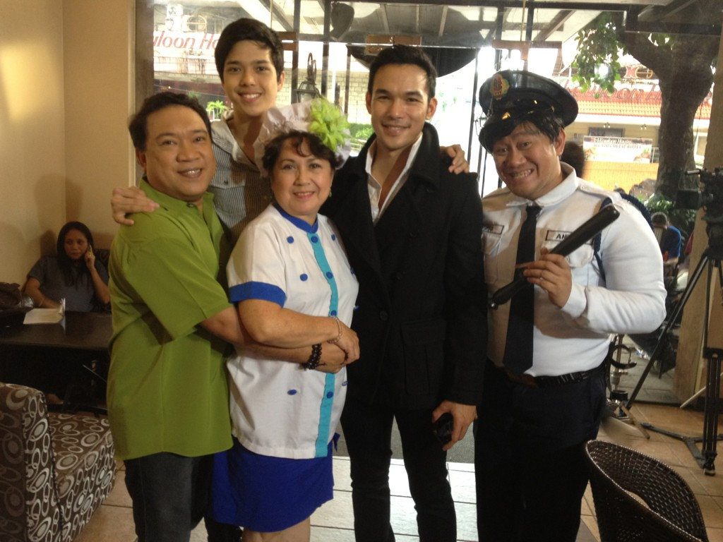 """@amazingbetong: Guys 'Tweets for my Sweet' na after ng Protege, nood kayo ha :) Amazing :) http://t.co/8kU66xe2""yes can't wait!"