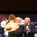 The Jackal reigns! Frampton - McGuigan - the past, the future, the hope http://t.co/bPWLFRBHIa