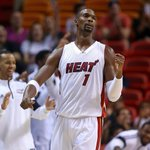 """Chris Bosh released from hospital. """"Hes at home. Hes starting to feel a little better,"""" Erik Spoelstra said. http://t.co/G05UgndKow"""