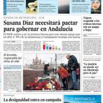 Elecciones en Andalucía, asesinato en el Kremlin y la desigualdad entra en campaña http://t.co/HY9YqUjstT En portada http://t.co/z3zbWhbnKF
