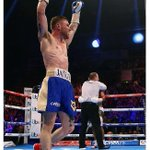 What A Night! Here is the moment @RealCFrampton defeated Chris Avalos tonight, Belfast was rocking! http://t.co/DhtUKWe6y1