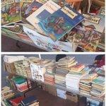 Gracias a quienes apoyaron la colecta de libros y juntos hacer #UnaGranHistoria para la niñez #Saltillo @manolojim http://t.co/DfWBTjmgZp