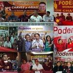 """#UTNExclusivaVenezuela aqui tienes """"Podemos Venezuela"""" para los que dudan de lo que dice @melchormiralles http://t.co/IEkIHQNvrw"""