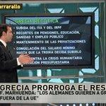 ".@JuanRallo: ""Grecia está aplicando las mismas medidas que ha aplicado Rajoy"" @SextaNocheTV #L6Npizarrarallo http://t.co/q6dabcbehk"
