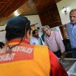 """El JGM, Aníbal Fernández, dijo que """"el incendio tiene todas las características de ser intencional"""" @FernandezAnibal http://t.co/UkFPwJktSE"""