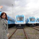 TRENES GRATIS para el #1M de #CFK . Seguimos pagando. http://t.co/6oXLhZJjgb