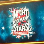 We are at the Night of Too Many Stars in NYC comedy central's Salute to AutismPrograms