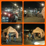 #Maturin volanteo en la Av los proceres en la recolección d firmas @trafficMATURIN #YoFirmoAcuerdoParaLaTransición http://t.co/g2WsCm5NC9