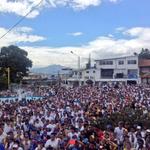 Él pueblo del Táchira defiende su dignidad ciudadana y clama por la solidaridad del pais. http://t.co/oXRdEP746L