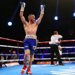 Another fantastic night in Belfast & what a performance front the champ, @RealCFrampton #andstill http://t.co/rpLHvoeXUK