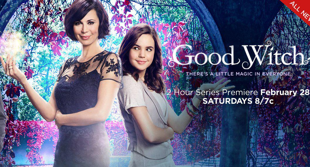 Tonight @HallmarkChannel #GoodWitch premiere! My exclusive interview w/ lovely @BaileeMadison https://t.co/MIlCAqj3mx http://t.co/YPWIK2M9aW
