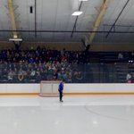 Calling all #Blugolds! The STUDENT section has way too much room! Come out to HOBBS to cheer on @BlugoldHockey http://t.co/QOh6tr0HeQ
