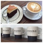 Brand new Found Coffee in Eagle Rock! Choco-Flan?! Mmm @foundcoffeela @hoopLAblog #losangeles #coffee #lablogger http://t.co/l5PiC7sEN3