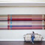 Colorful, graphic fabric collection by Wallace + Sewell: http://t.co/NtbiFoKvH4 http://t.co/wpvhTHmret #architecture #design #art