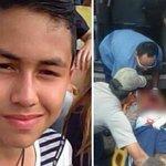 """Kluiberth Roa, 14 años, asesinado por la Policía de esa """"democracia"""" que admiran los podemitas #UTNExclusivaVenezuela http://t.co/XKKaYwbuqw"""