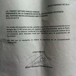 Se inscribira @RodrigoTorresAy el domingo 8 a las 11 en @pritabasco http://t.co/yCOhon06oL