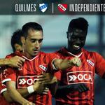 #PrimeraDivision FINAL | #CAI 2-1 #QAC. El Rojo ganó con goles de Mancuello y Albertengo ▶ http://t.co/X6ijNuuo3h http://t.co/PSFlV0E8e4