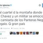 #UTNExclusivaVenezuela Y los líderes de Podemos admirando esa dictadura. http://t.co/hejCsDuPl2