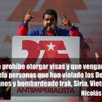 Gobierno de Venezuela prohibe emitir visas a violadores de DDHH: Bush encabeza la lista http://t.co/UK2P4bfleO