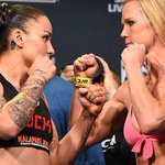 #UFC184 Co-Main up next @RockyPMMA vs @_HollyHolm LIVE on Pay-Per-View http://t.co/Ou7v1vZUrr