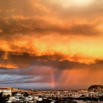 #Fire and #Rainbows in #SF @Bernalwood http://t.co/rpZcDfm6lT