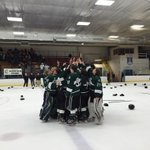 Spartans await the winner of Eau Claire Memorial and Hayward in the State Quarterfinal Thurs at 5pm at the Coliseum http://t.co/opkdksze6J