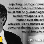 Its 30 years today that Lange made his powerful speech at the Oxford Debate on New Zealands nuclear free stance. http://t.co/SFfHbUPfa1