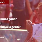 """Federico Mancuello: """"Nosotros necesitamos ganar de local para devolverle el cariño a la gente"""" http://t.co/tc5Ausv3ZU"""
