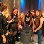 Good Luck @RondaRousey! If u want Ill dump an ice bucket over ur head after ur win 2nite & return the favor! #UFC http://t.co/lfaWsDThv7