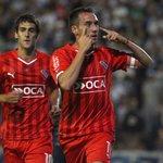#Independiente Mancuello y su reacción ante el gol de su ex compañero Droopy Gómez: http://t.co/CuWJl301SB http://t.co/KsmYTPWUSu