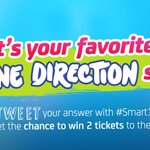 LAST TWO DAYS to join our One Direction ticket giveaway! http://t.co/HbcZOau7PP