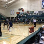 MBB: @UCDavisMBB is so focused during its warm-up, the players are a blur. 31 minutes until tip from SLO. http://t.co/JmtNJbRplP
