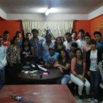 Somos la Juventud Plural. Seguimos transmitiendo con mas fuerza este proyecto!! @matiasposadas  siempre a tu lado! http://t.co/TspfYY9gdc