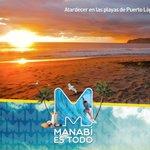 Disfruta de los mejores atardeceres en #ManabìEsTodo @makecuador @TurismoEc @SchezFernandez @MashiRafael @JorgeGlas http://t.co/iWneCt9Fln