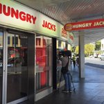 A drunken, racist attack at the Rundle Street Hungry Jacks been captured on video. See it at 6pm on @7NewsAdelaide http://t.co/JLE2QhRkLg