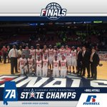 Youre FIRST EVER 7A Boys Basketball State Champions! @HooverBucsBBall #Ball4ItAll http://t.co/3oy5RlEn6l