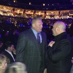 BROCK has arrived at #UFC184 http://t.co/ykbpJPSlll